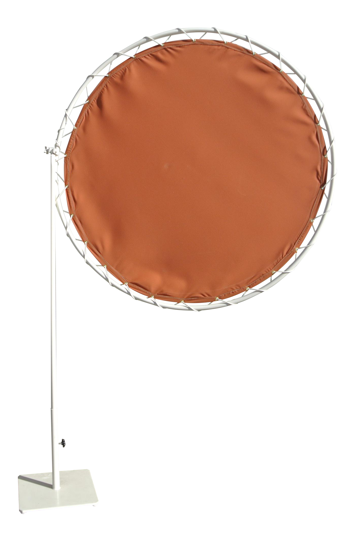Brown Jordan Mid Century Modern Sun Shade Umbrella With Base Chairish Shade Umbrellas Outdoor Furniture Australia Pool Umbrellas