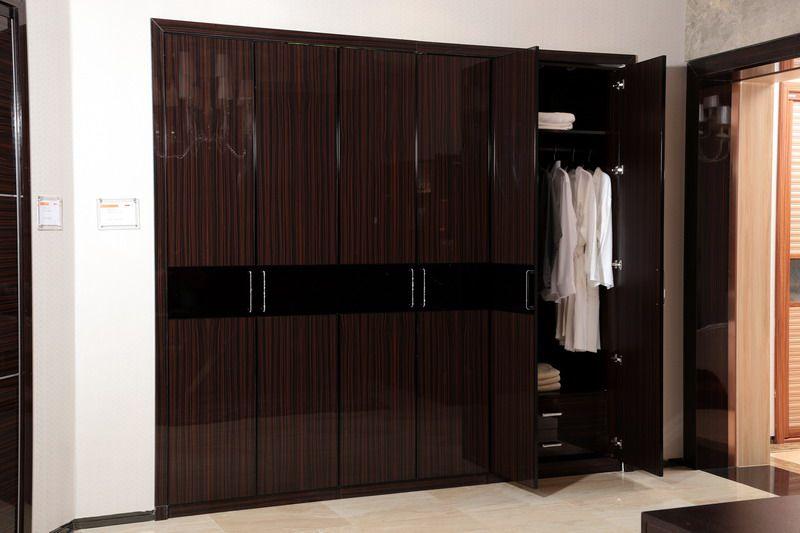 Right Opened Melamine Wardrobe Oppein Wardrobe Closet Swinging Doors Wardrobe