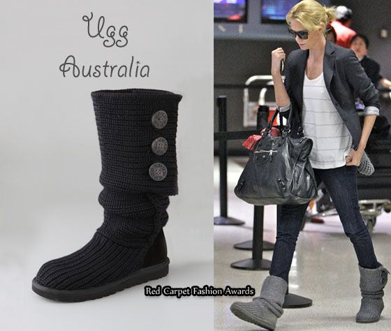 4ecf2b0206b Grey Cardy UGG Boots with jeans. #celebs in UGGs | Shoes | Boots ...