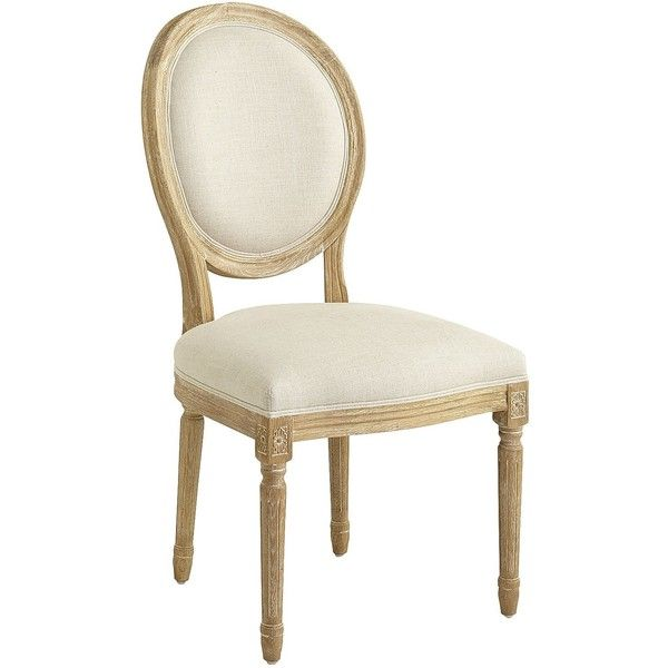 Pier 1 Imports Eliane Dining Chair 355 Cad ❤ Liked On Polyvore Classy Dining Room Chairs Pier One Decorating Inspiration