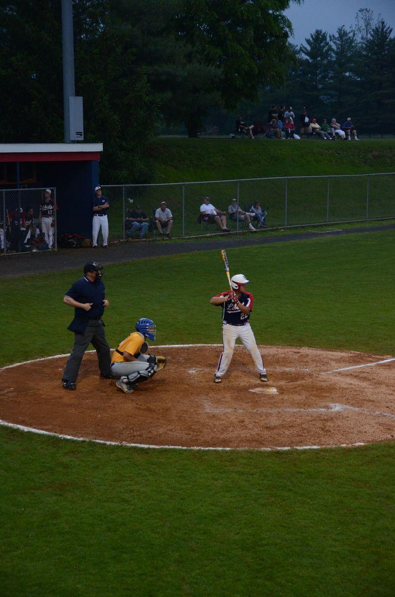 Liberty high school boys baseball 2014 liberty high