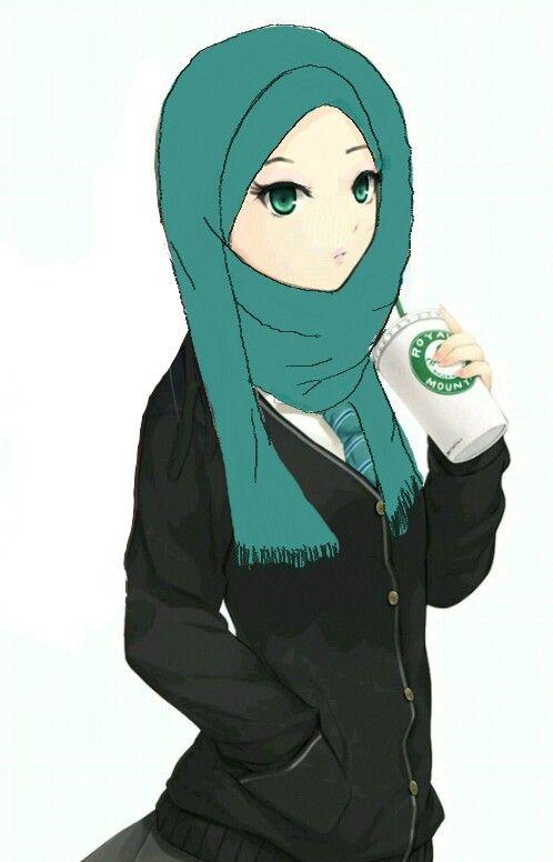 Pin Di Muslim Anime