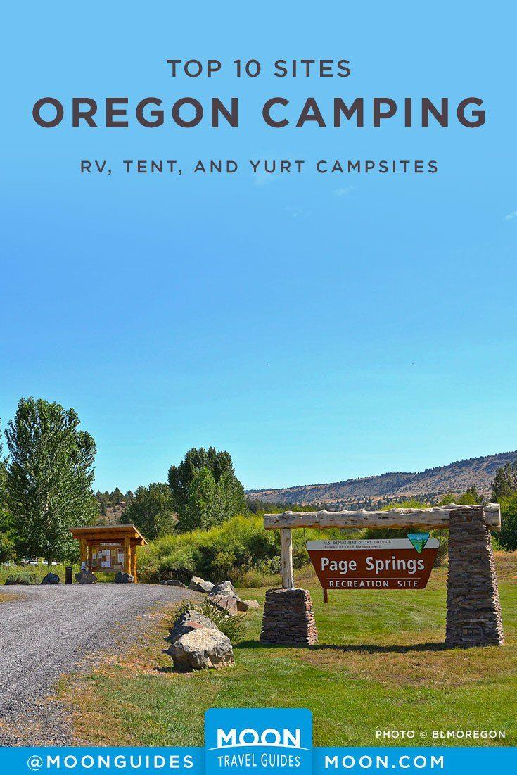 tent camping seaside oregon