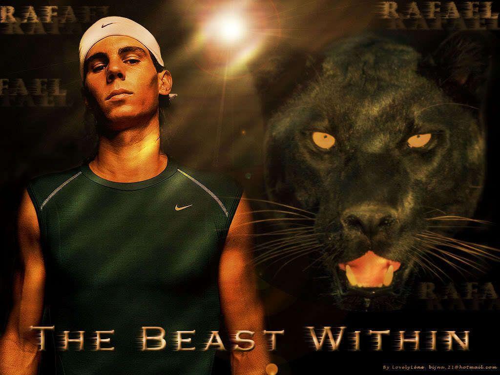 Rafael Nadal Rafael Nadal Rafa Nadal Raging Bull