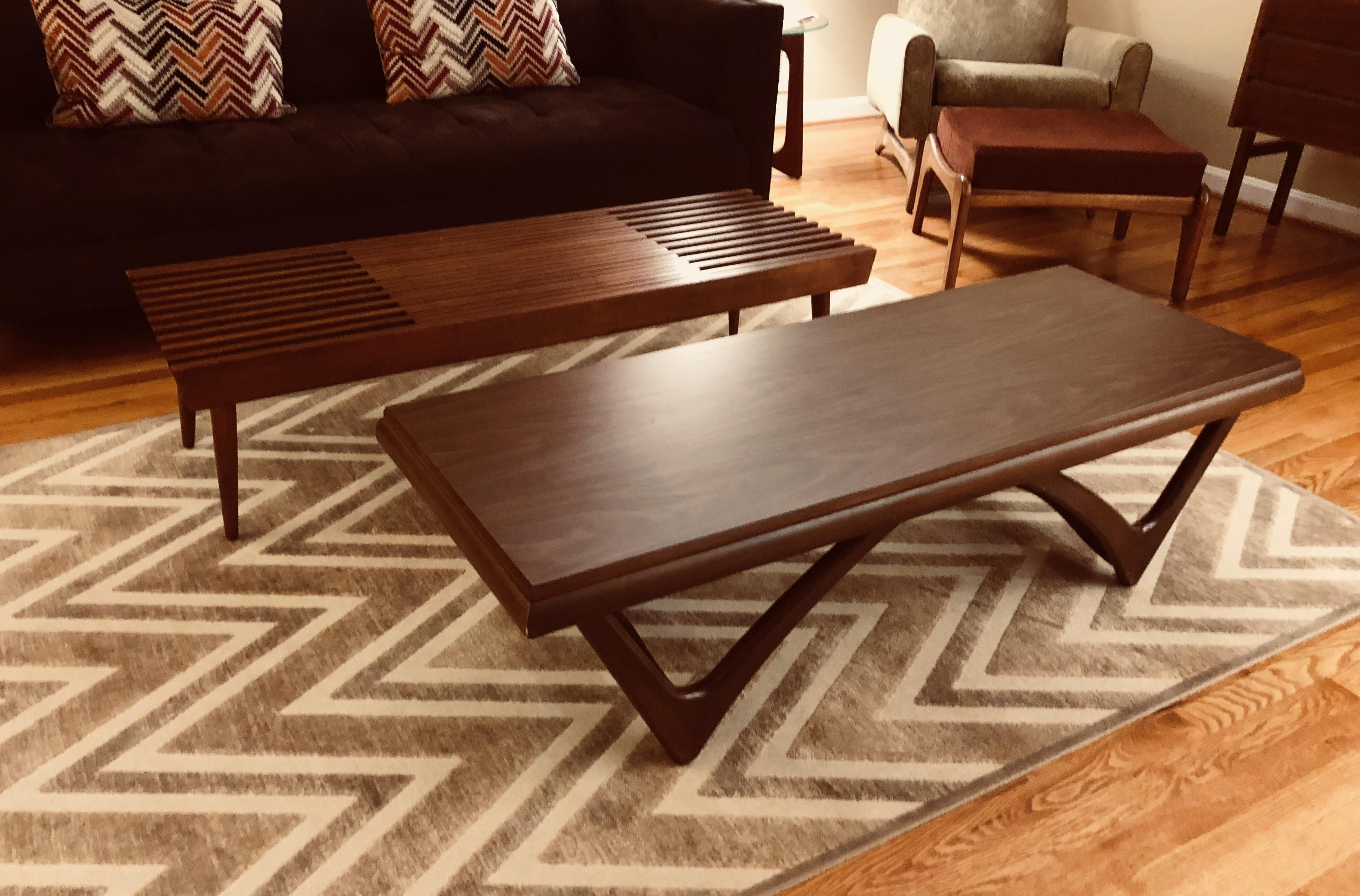 Another Tail Of Two Coffee Tables
