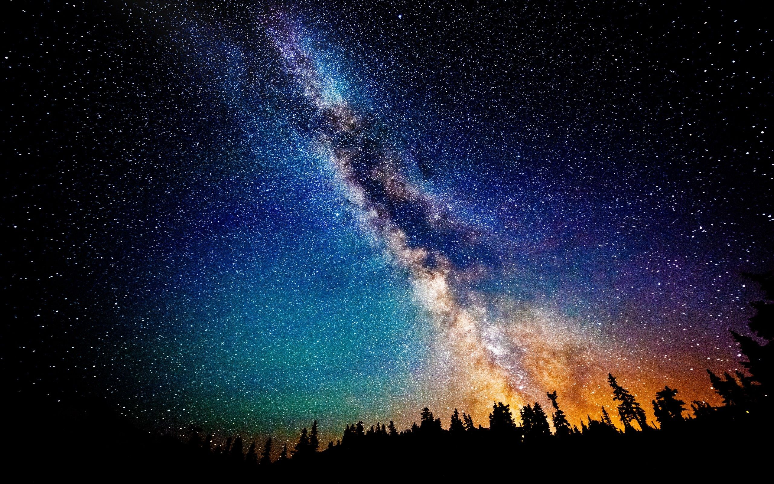 Galaxy Wallpaper Full HD hd Wallpaper 2560x1600 px 2.73 MB