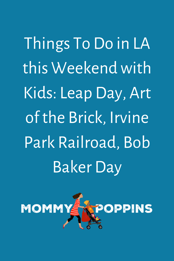 Things To Do in LA this Weekend Leap Day, Art of the
