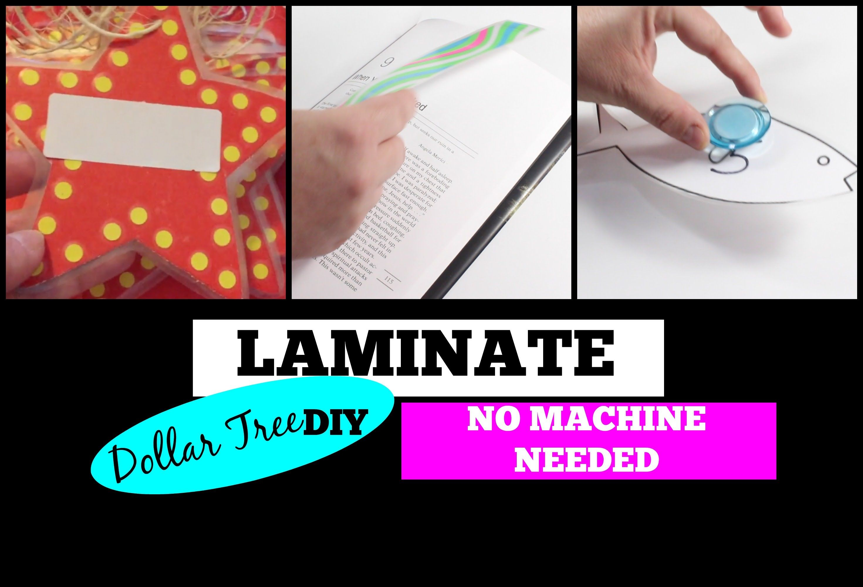 How To Laminate Cards Id S Photos Anything With An Iron When I Have Free Time Easy Diy Projects Laminating Paper