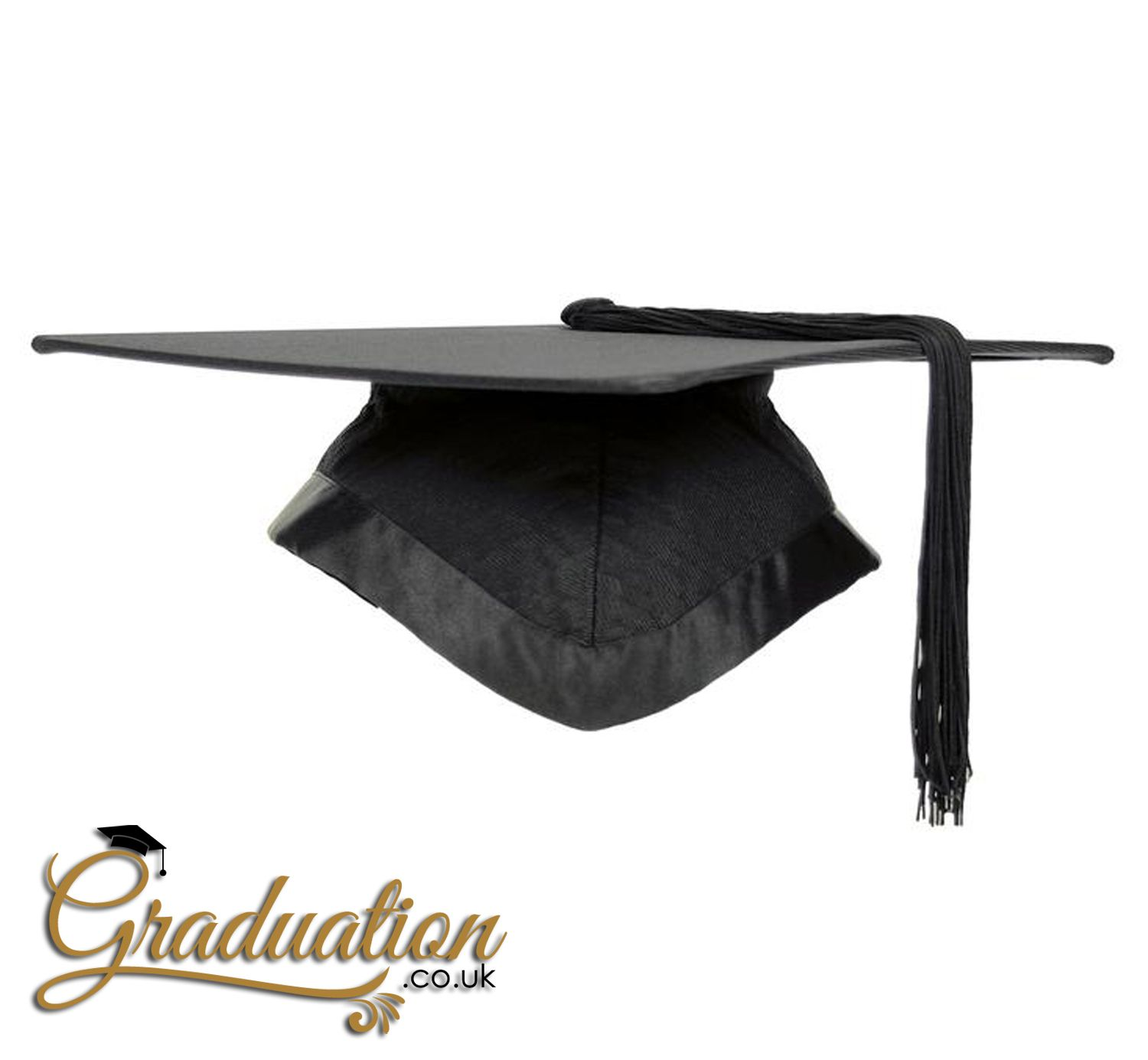 fitted university mortarboard graduation