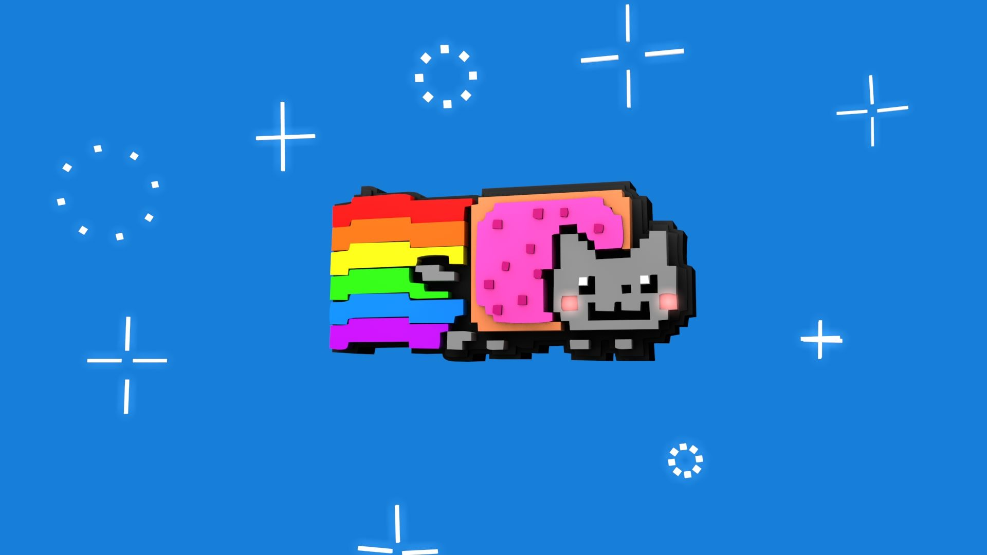 Nyan Cat Nyan Cat Google Skins Nyan Cat Google Backgrounds Nyan