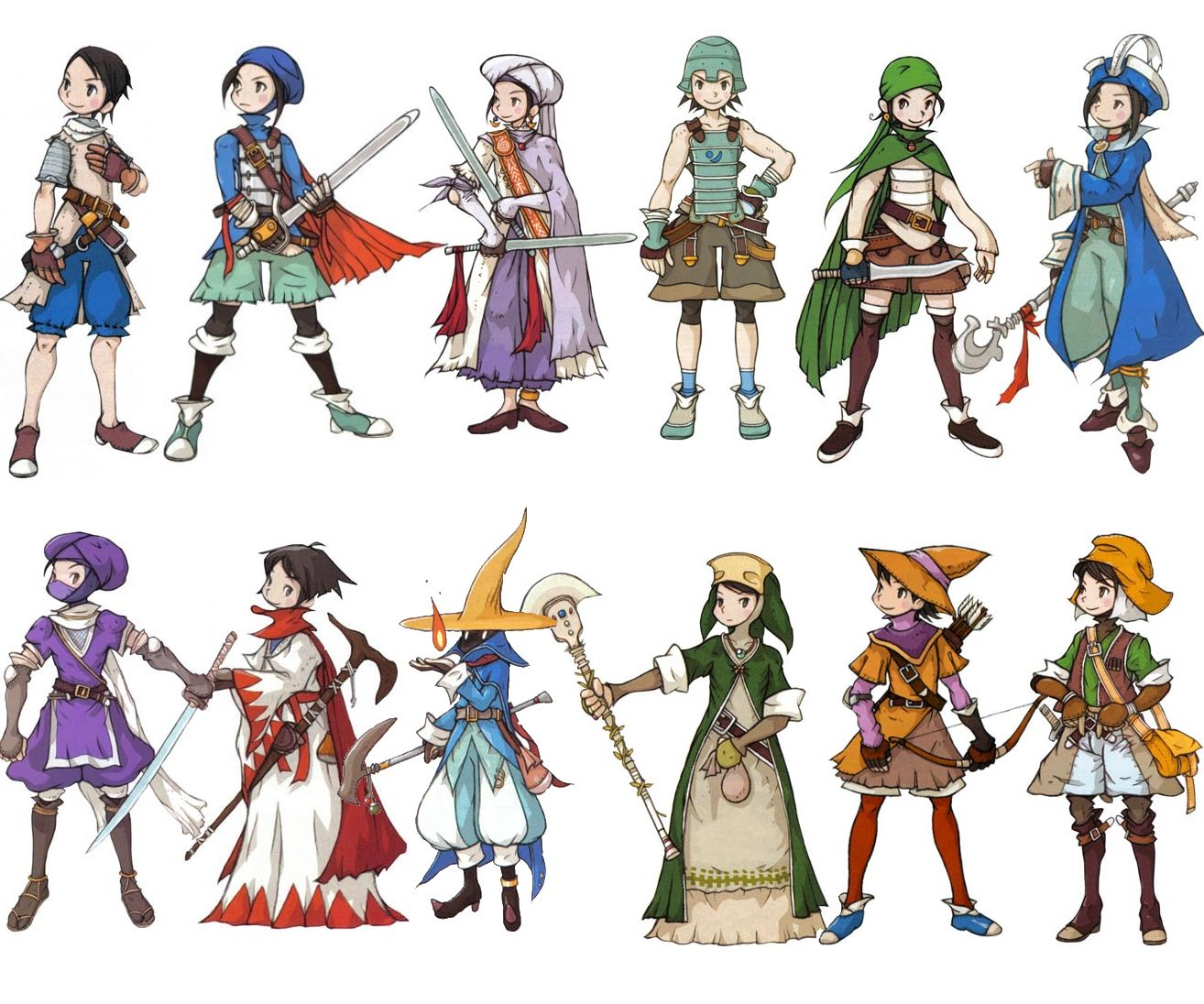 Game Character Design Career : Final fantasy tactics advance video games pinterest
