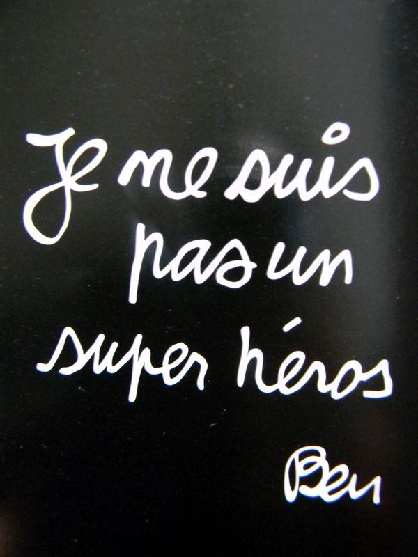 ♥ Ben Vautier