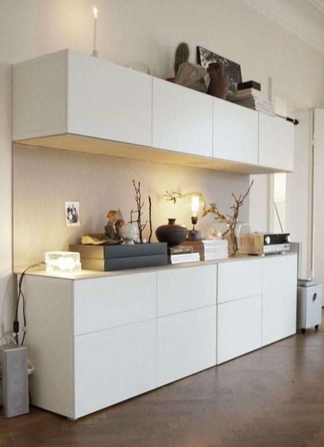 Sale Da Pranzo Moderne Ikea.Ikea Interieur Moderne Design Meuble De Rangement Idee
