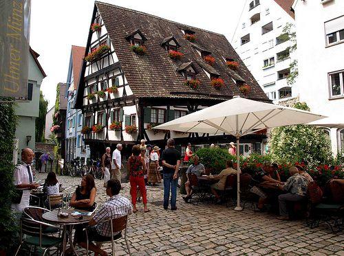 Ulm Old Town Ulmer münster, Ulm und Neu ulm