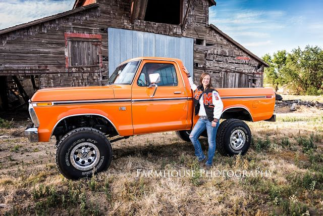Yuba City Senior Photographer Annie Truck Senior Pictures Country Girl Truck Country Senior Pictures