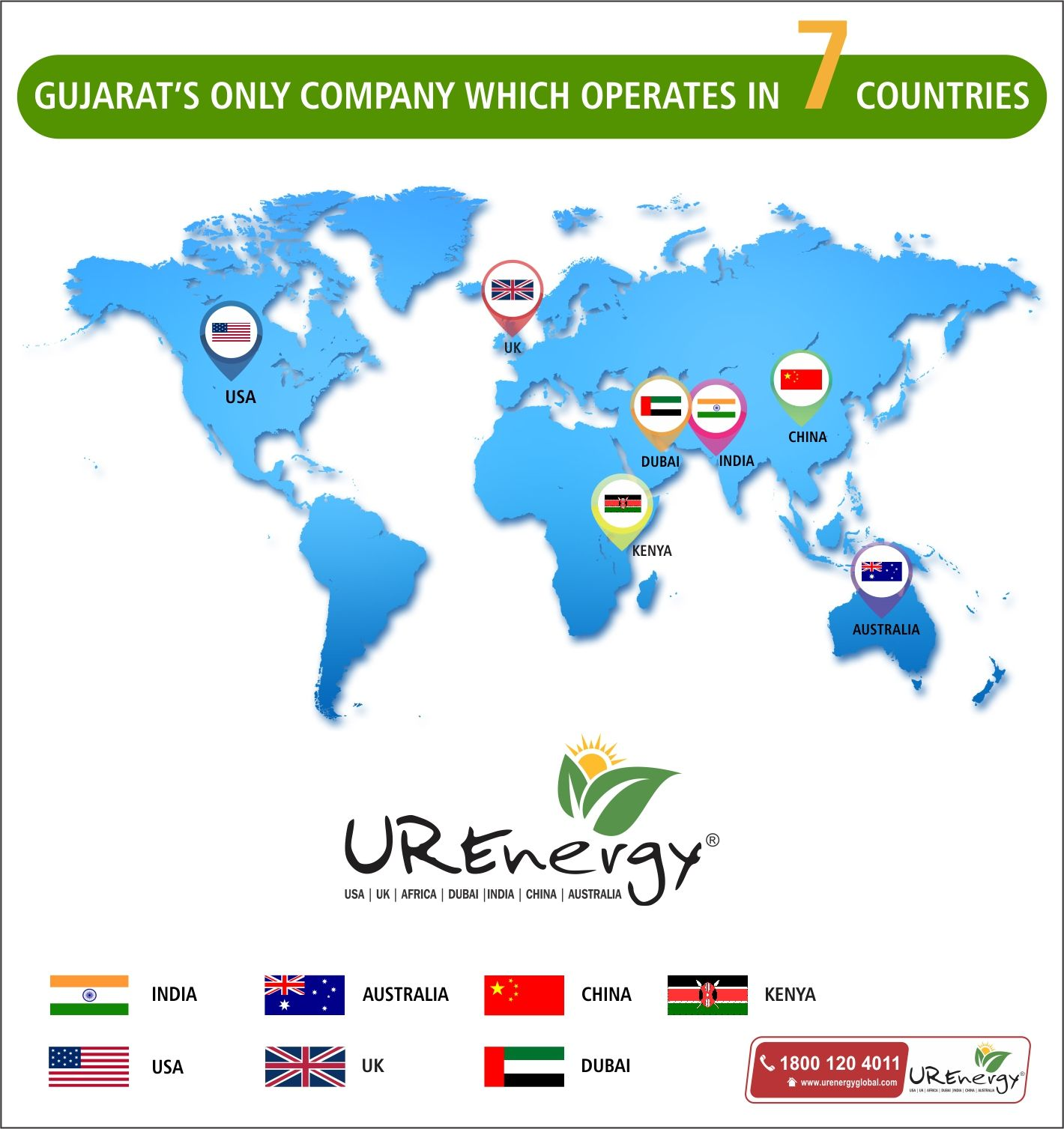 Our global presence in 7 continent india usa australia uk our global presence in 7 continent india usa australia uk dubai china kenya solar panel power system installation company commercial gumiabroncs Gallery