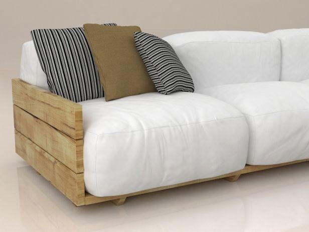 Pallet Set 03 8 Diy Sofa Bed Furniture Trendy Furniture