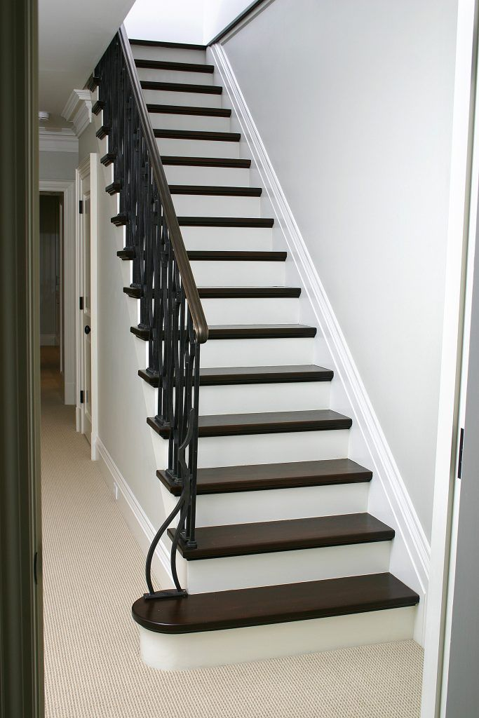 Best One Side Open Stair Case Yahoo Image Search Results Staircase Remodel Open Stairs Open 400 x 300