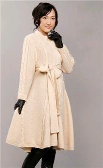 Японские схемы вязания пальто