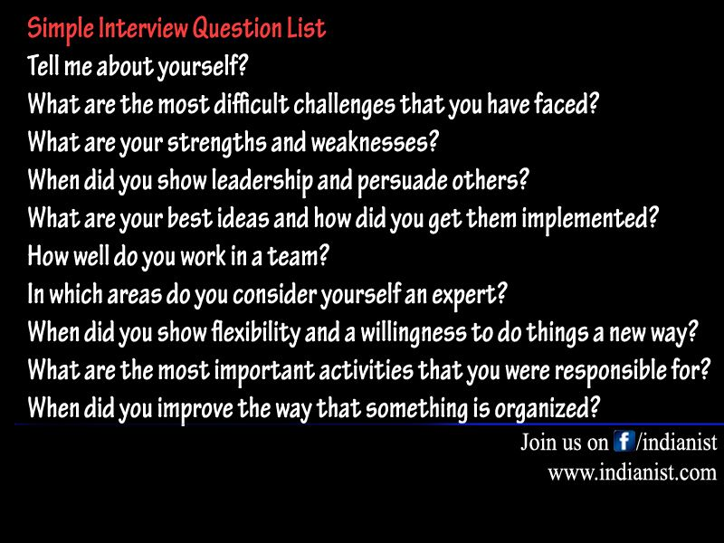 Best Interview Answers u201cReason to Leave the Previous Company - best interview answers