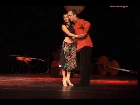Horacio Godoy & Cecilia Berra - Milonga Sentimental