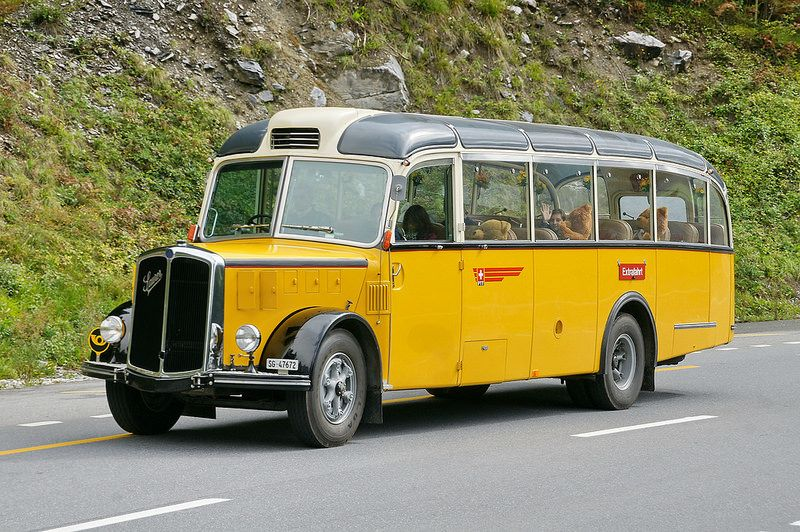 Saurer Postauto 13 9 2014 3578 Bus City London Bus New Bus