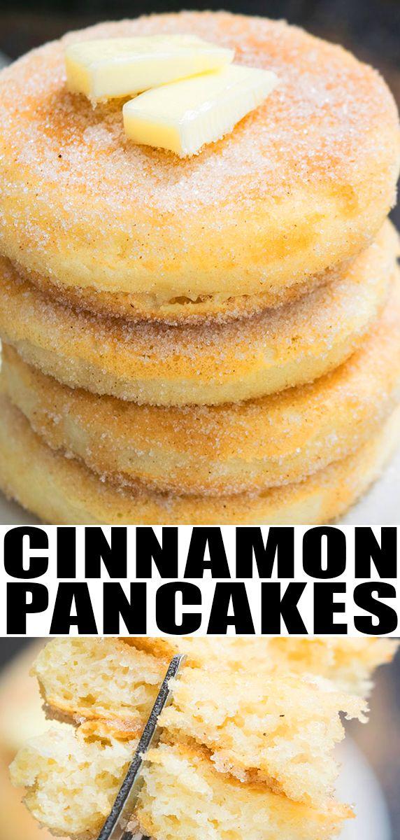 Cinnamon Pancakes images