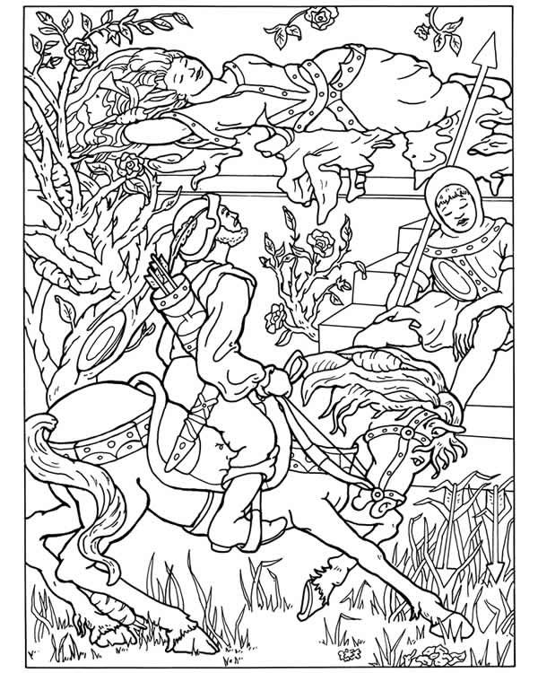 printable coloring pages farie tails - photo#23