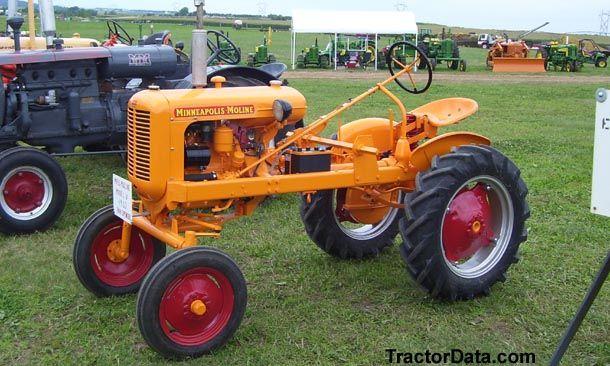 Minneapolis Moline Tractors