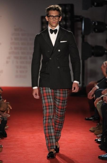 Pantalon Tartan Hombre Buscar Con Google Moda Ropa Hombre Moda Hombre Pantalones De Tela Escocesa