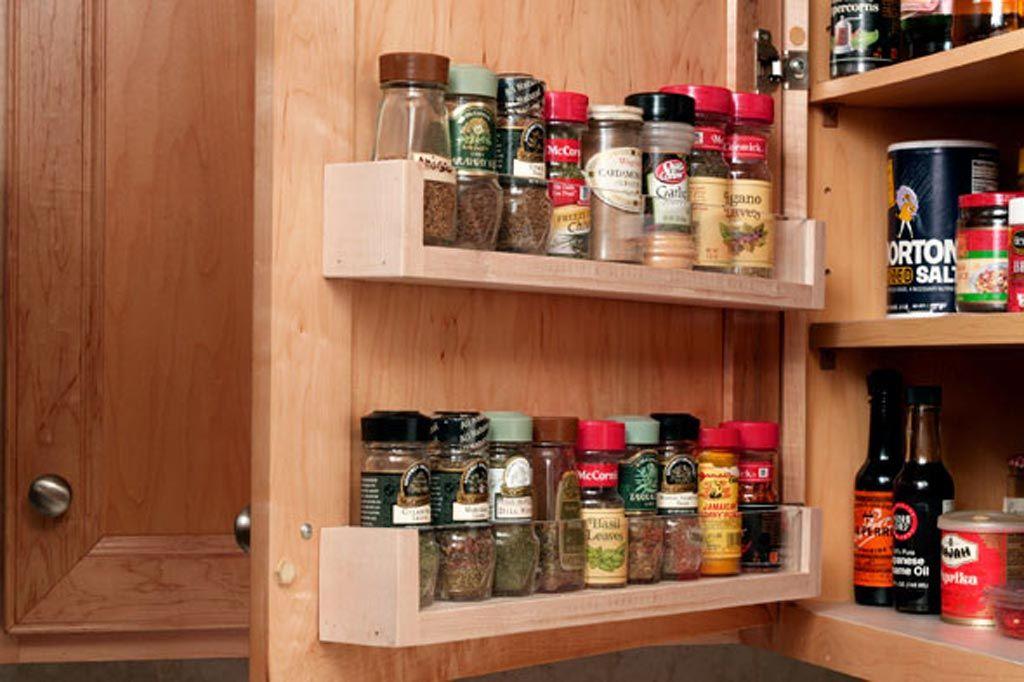 Small Kitchen Remodelling Idea E Rack 3 Photo