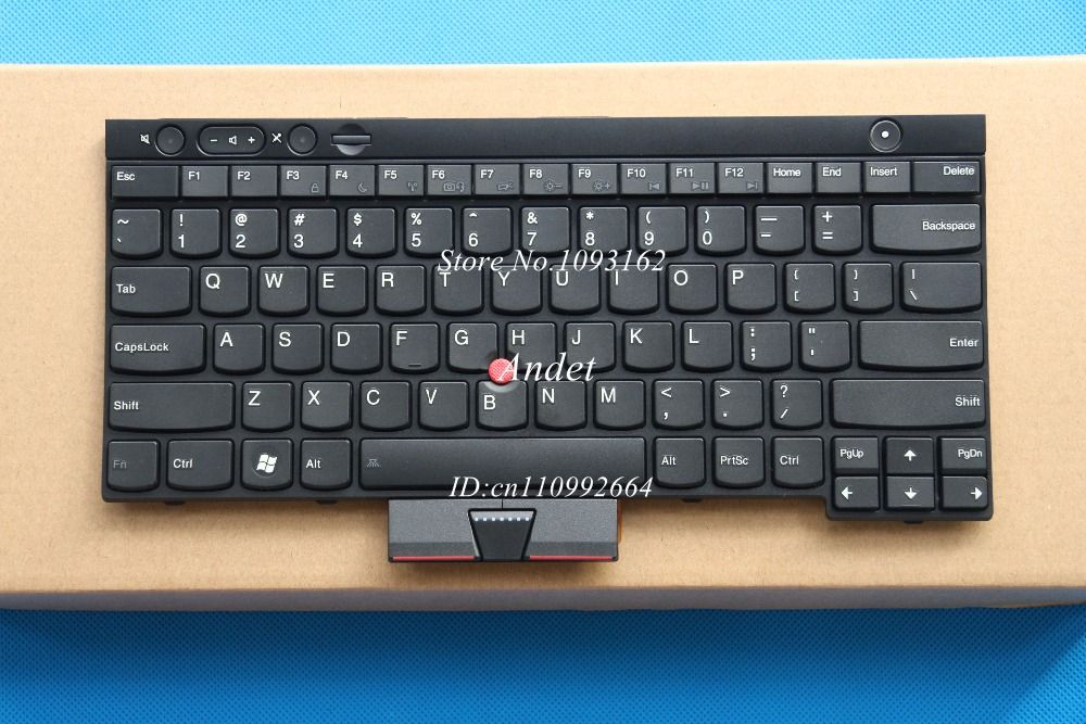 98 New for Lenovo ThinkPad T430 T430S X230 X230I X230T W530