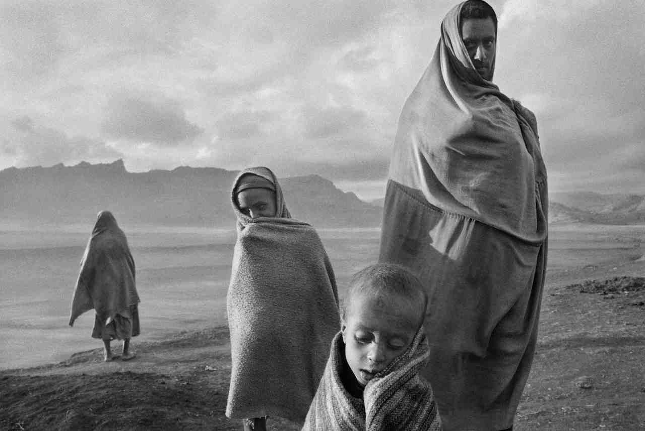 Wim Wenders Trains His Lens on a Photojournalist//Photo by Sebastião Salgado, Courtesy of © Sebastião Salgado/ Amazonas Images/ Sony Pictures Classics