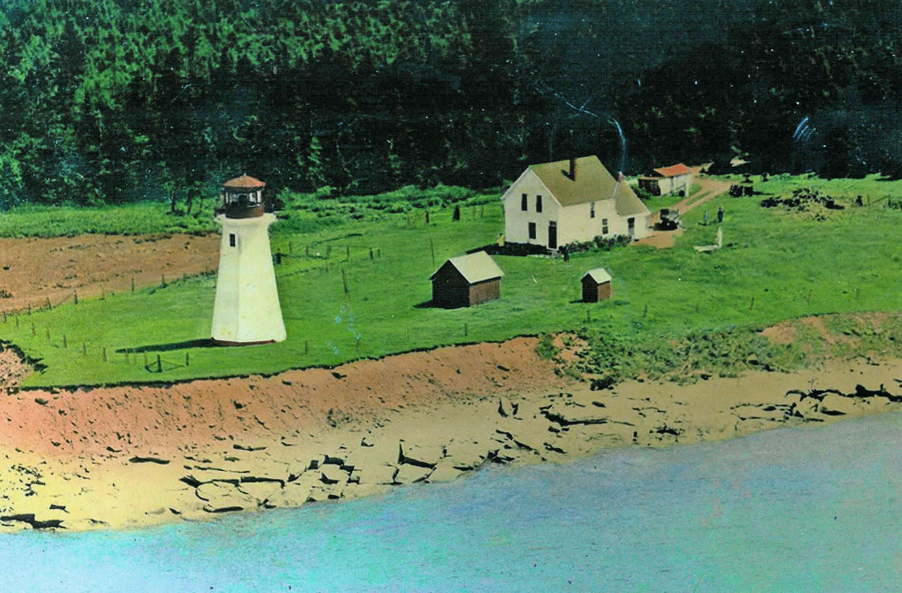 Foghorn Publishing ... Lighthouse Explorer Database ... Pictou Island West End Light