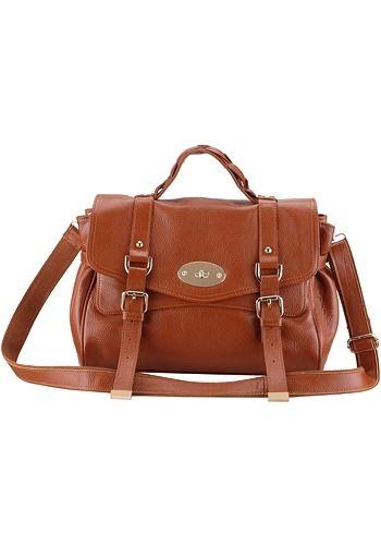 Bag Inc.    So Soho Reissue Leather Satchel    Brown     69  444ffaefe8e1a
