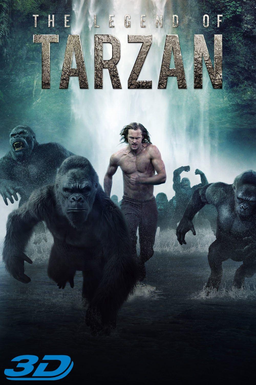 The Legend Of Tarzan Deutsch Stream