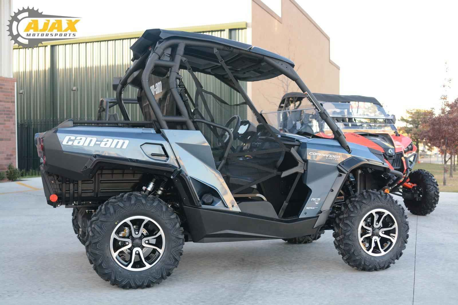 Can am commander 1000 limited 2016 for sale - New 2017 Can Am Commander 1000 Ltd Atvs For Sale In Oklahoma 2017 Can