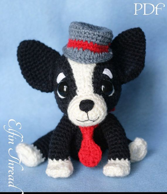 This Is A Pattern To Make To Chaco Lovely Chihuahua Puppy So