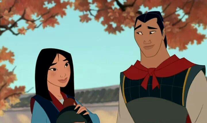 Mulan..