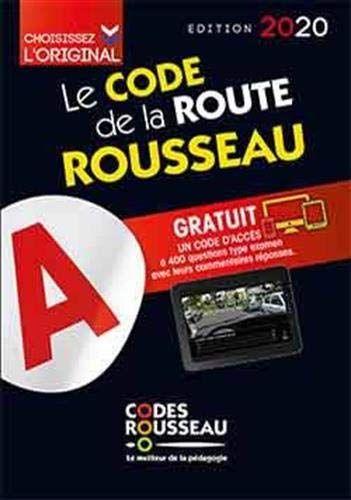 Livres Code Rousseau De La Route B 2020 Telechargement Gratuit Du Livre Code Rousseau Telechargement Telecharger Livre Gratuit Pdf
