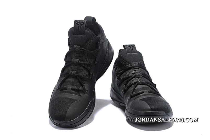 Nike Kobe AD Exodus Triple Black 852425