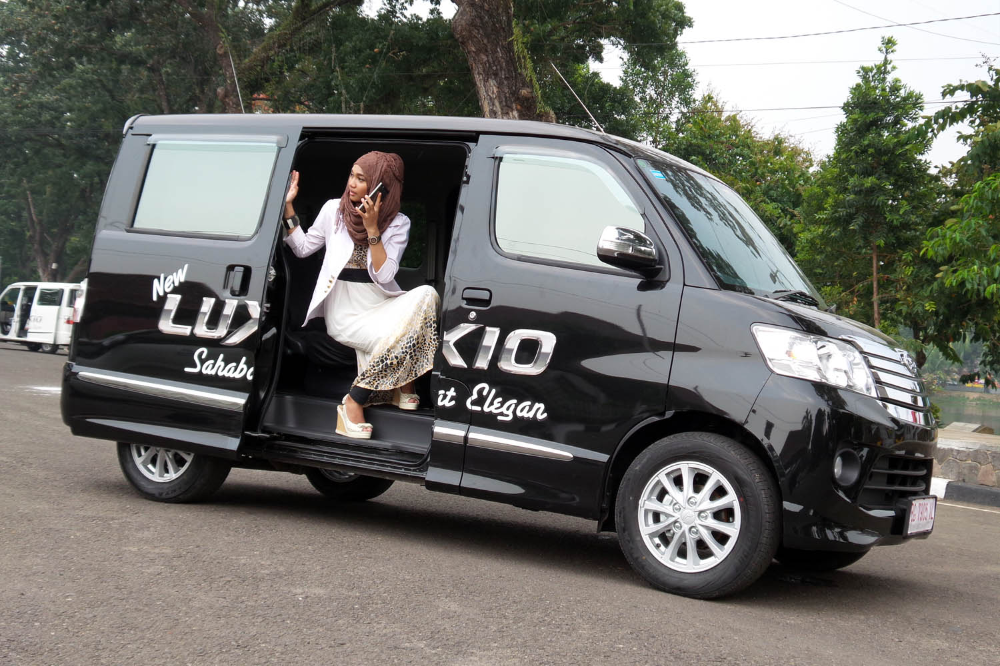 Modifikasi Mobil Luxio Yang Baru Art Modifikasi Modifikasi Mobil Mobil Daihatsu