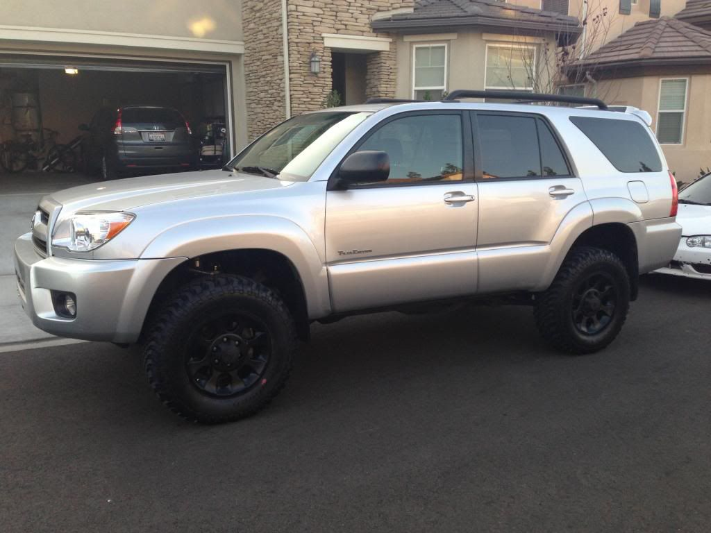 Lifted 4runner 2009 Google Search Lifted Trucks