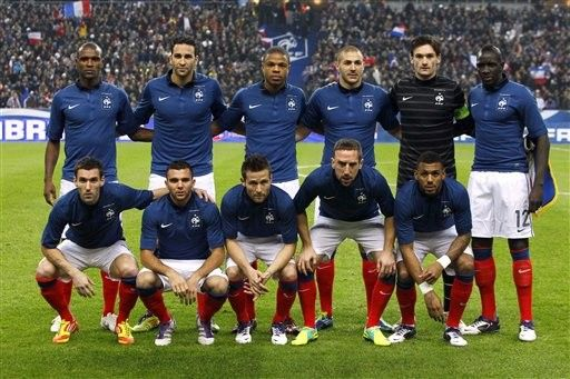 France Europe France National Football Team Soccer World France Team
