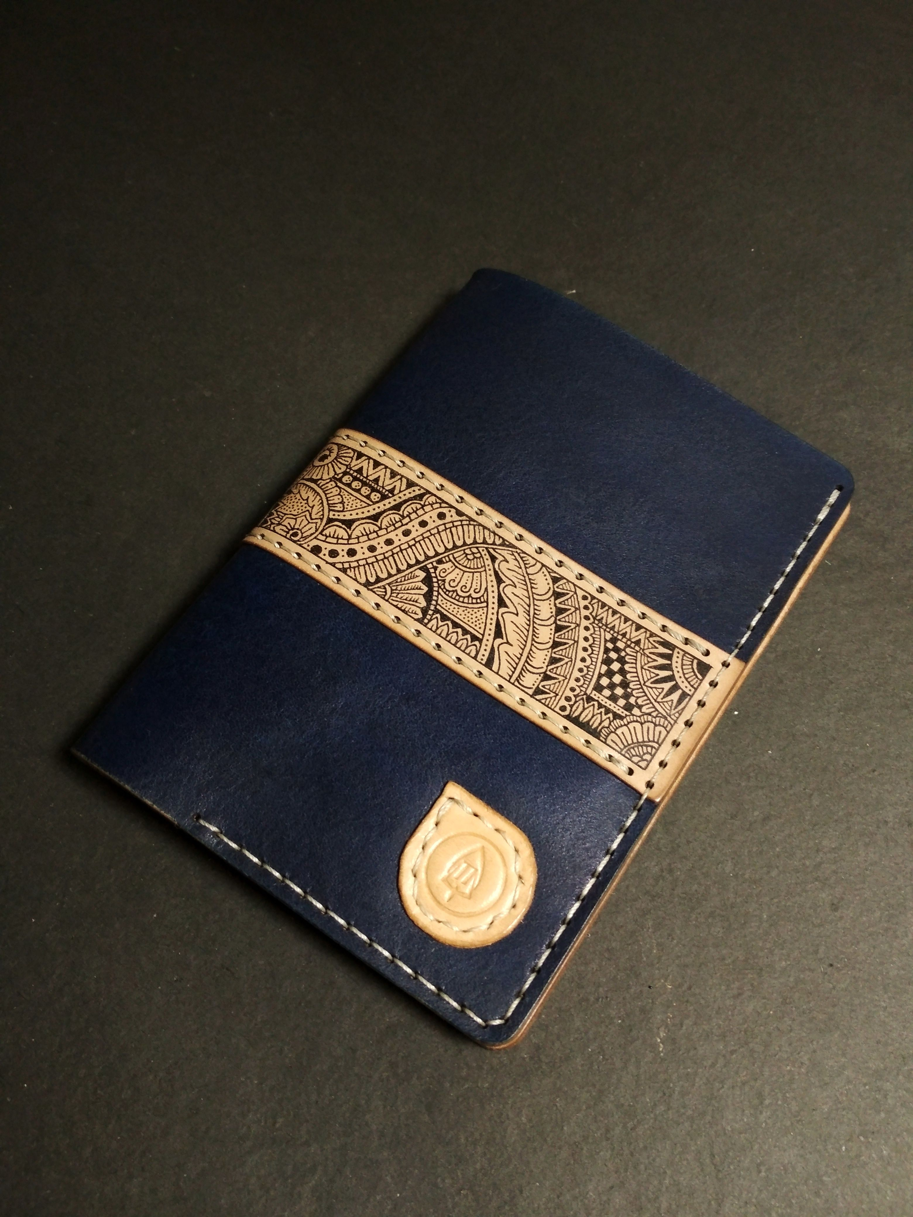 ATRA passport cover in 2020 Passport cover, Leather