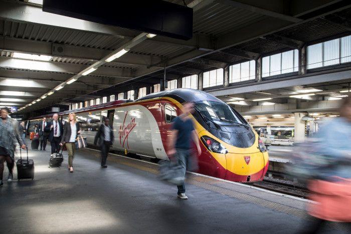 Edinburgh 2015 12 14 Travel Pr News A New Virgin Trains