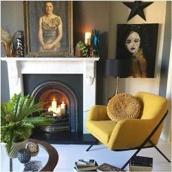 Bailey Lehnstuhl, Stoff Polsterung, Blau Cult FurnitureCult Furniture