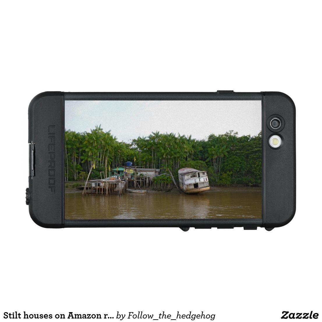 differently 31fef c05e1 Stilt houses on Amazon river LifeProof NÜÜD iPhone 6s Case ...