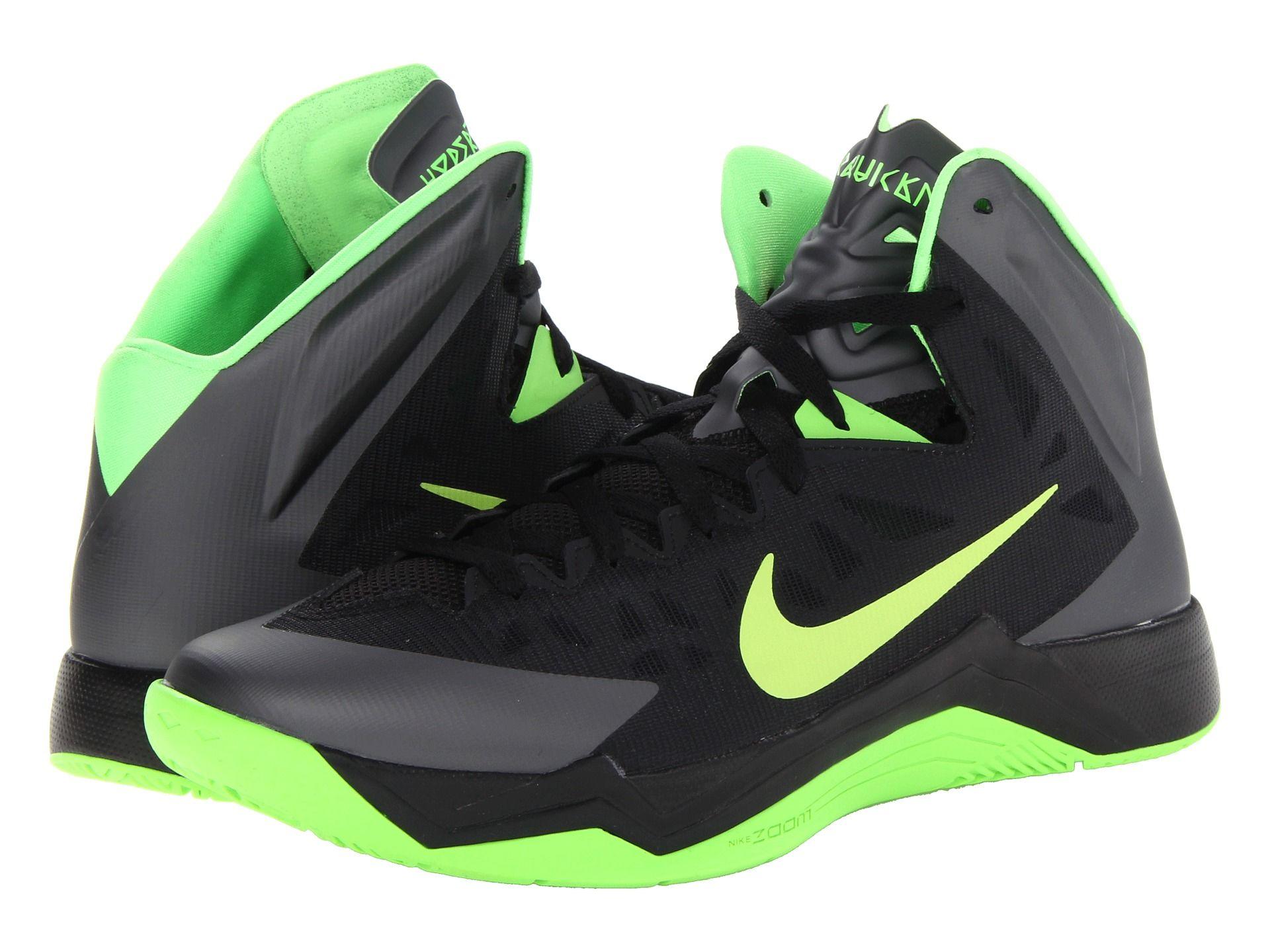 Nike Hyper Quickness Sneakers - #Nike #Sneakers