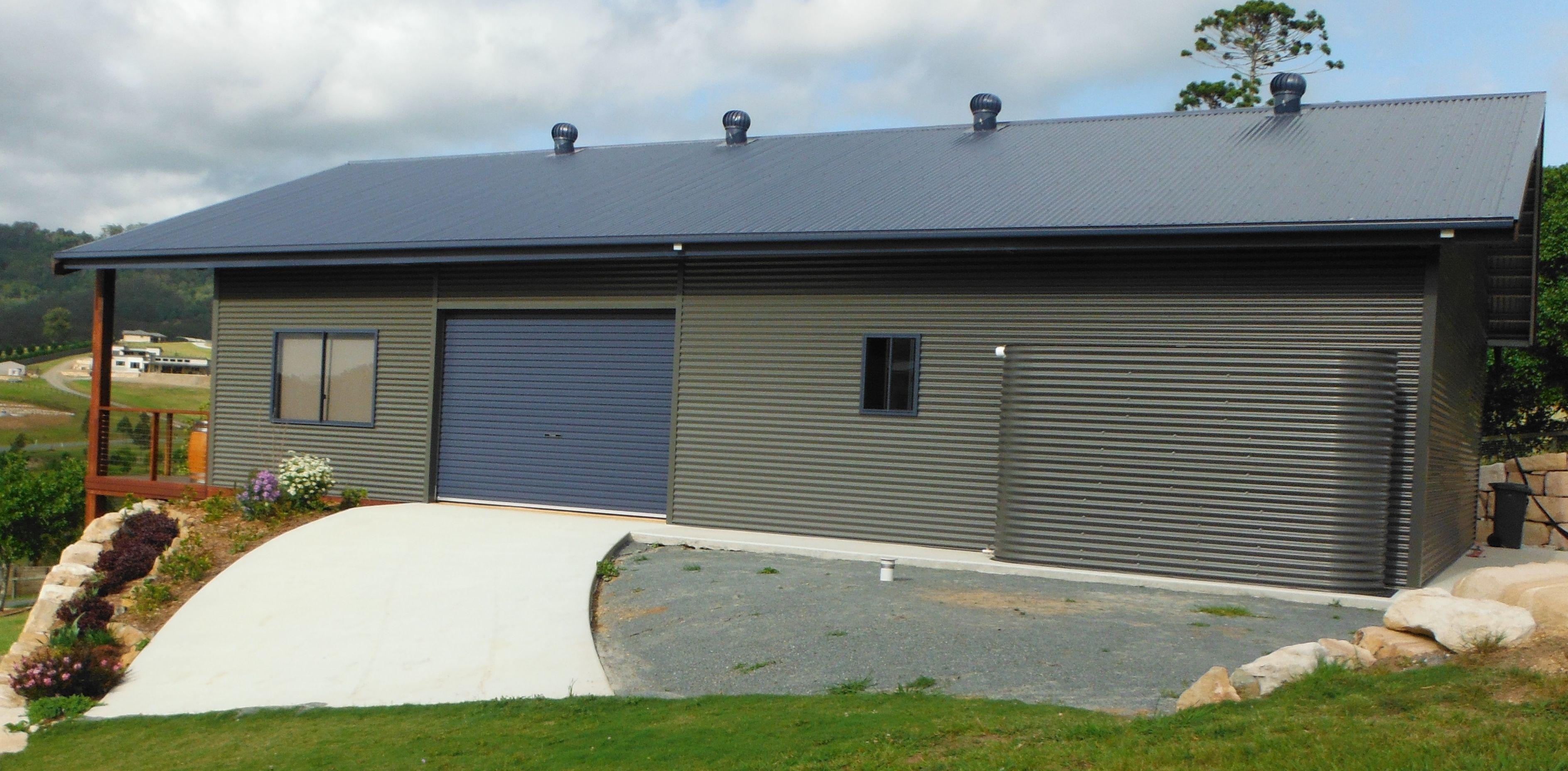Large Industrial Garage Sheds For Sale in Melbourne